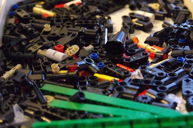 Lego Technic Fan !