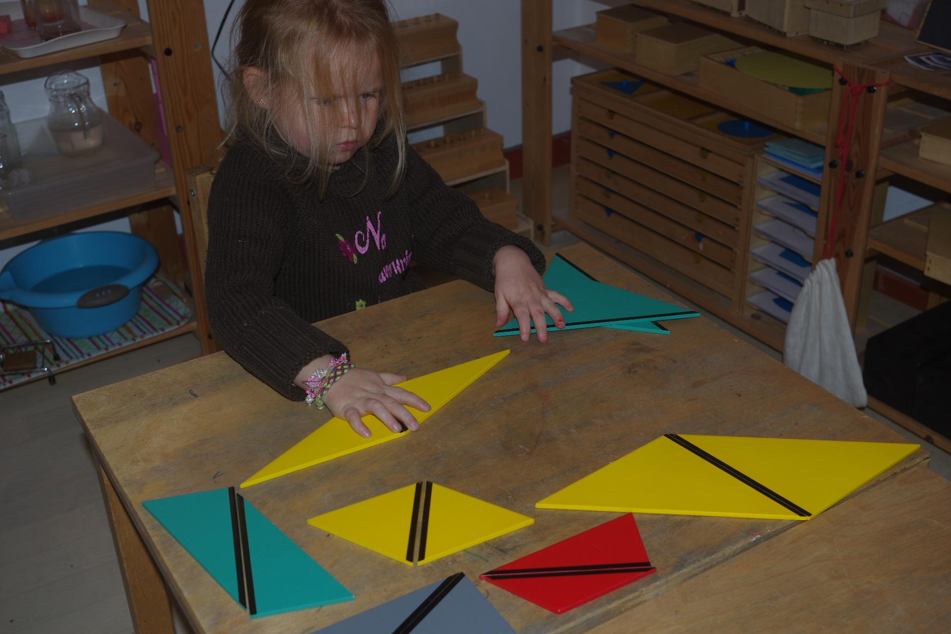 "Formation Montessori ""Vie pratique et Vie sensorielle"""